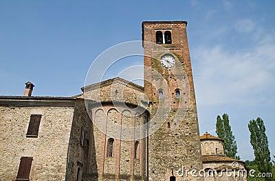 St. Giovanni church. Emilia-Romagna.