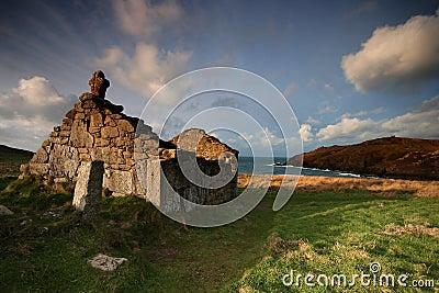 St Helens oratory Cape Cornwall