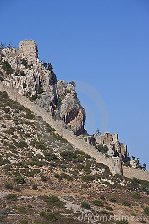 St Hilarion -Turkish Republic of Northern Cyprus