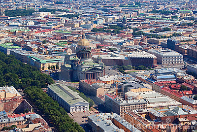 St. Isaac cathedral