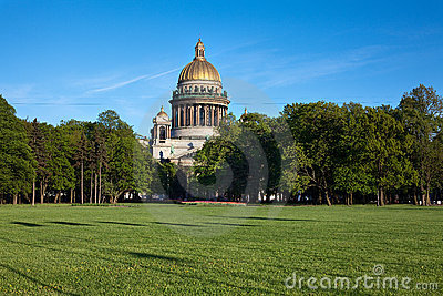 St.Isaac cathedral, Sankt-Peterburg,Russia