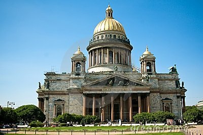 St. Isaac s Cathedral and the Bronze Horseman