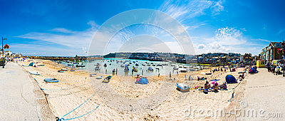St Ives, Cornwall Editorial Photography