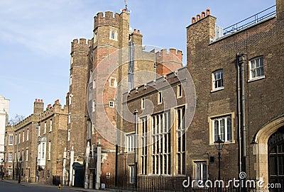 St James  Palace, London