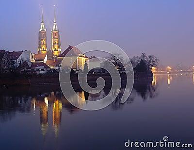 St. John Cathedral Church in Wroclaw (Breslau)