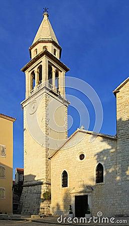 Free St. John Church Budva Royalty Free Stock Image - 20944236