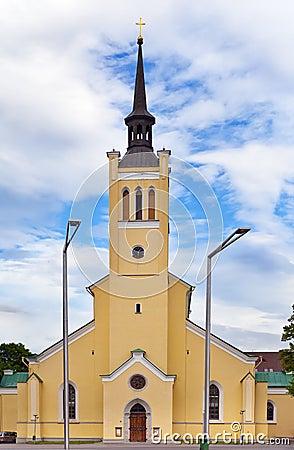 St. John s Church,Tallinn, Estonia.