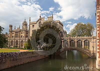 St John s College. Cambridge. UK.