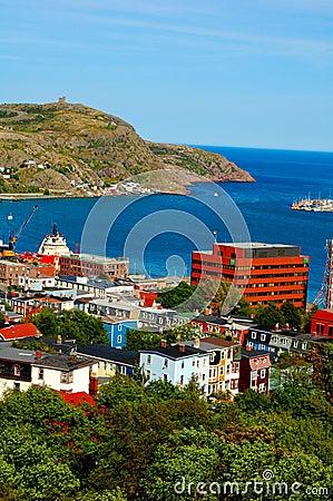 Free St. John S, Newfoundland Stock Image - 1925041