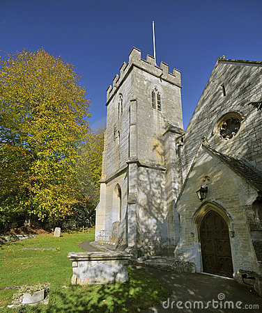 Free St. John The Baptist Church Royalty Free Stock Photo - 21832115