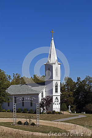 St. Johns White Church