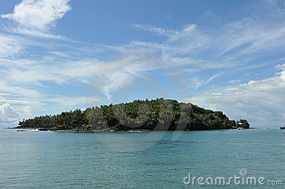 St Joseph Island, French Guiana Stock Photography - Image: 18939382