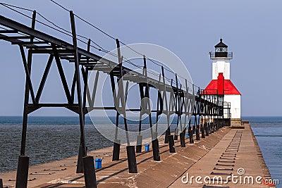 St. Joseph, Michigan Lighthouse