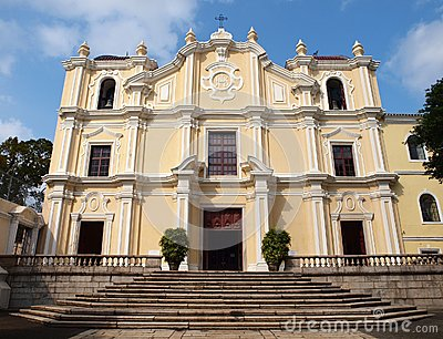 St. Joseph s Seminary and Church in Macao