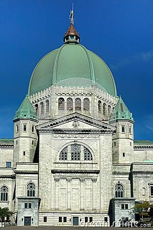 Free St. Josephs Oratorium Stock Photo - 8204920