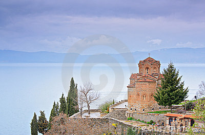 St. Kaneo church in Ohrid