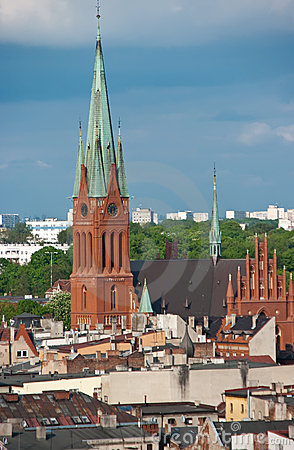 St Katarzyna Church, Torun