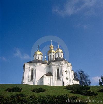 St. Katherina s church. Chernigiv, Ukraine