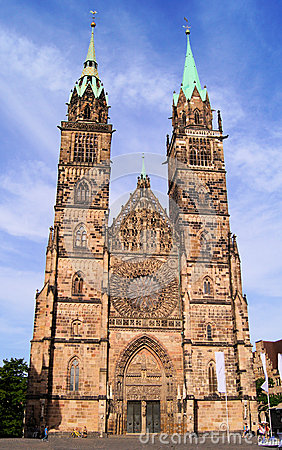 St Lawrence Church, Nuremberg