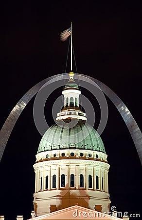 St. Louis landmarks