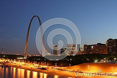 St.Louis Sky Line 3196