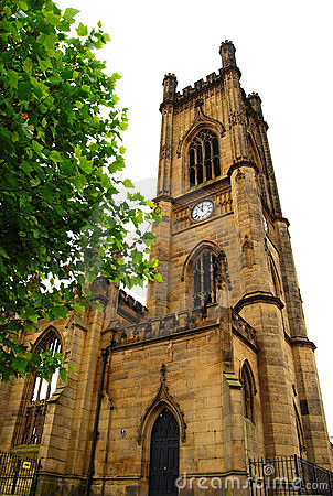 Free St. Luke Cathedral In Liverpool Stock Photo - 8200330