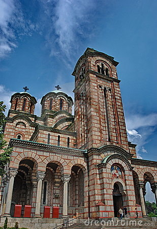 Free St. Marco Church Royalty Free Stock Image - 2621676