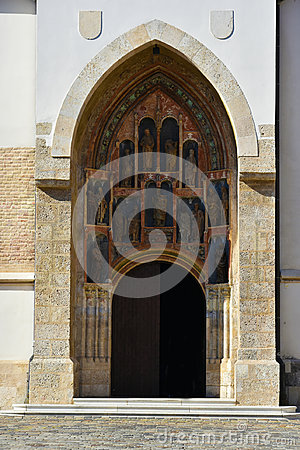 Free St. Mark`s Church Detail Stock Photos - 98906433