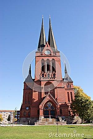 Free St. Mark S Church In Chemnitz, Germany Royalty Free Stock Photo - 16517165