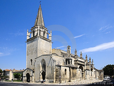 St Martha s Collegiate Church, Tarascon