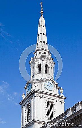 St Martin-in-the-Fields Church London England