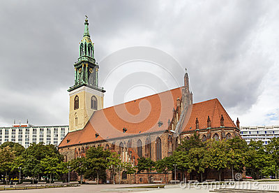 St. Mary Church, Berlín