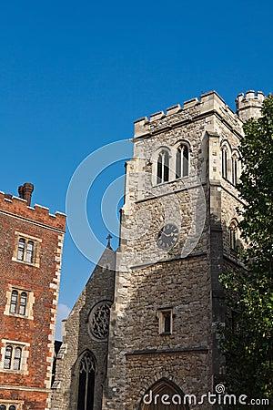 St Mary-at-Lambeth Church
