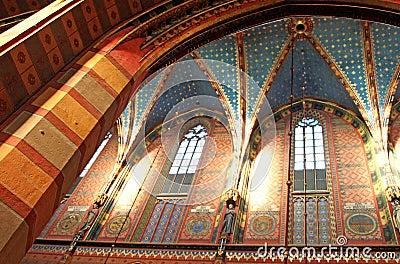 St. Mary s Basilica, Krakow,