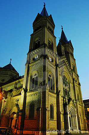 St. Mary s Cathedral - Fabric District, Timisoara