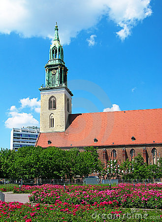 St. Mary s Church, Berlin