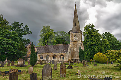 St Mary s Church in Cotswolds, Lowe