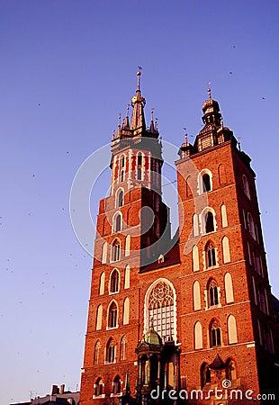 St. Mary s Church, Kraków