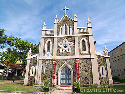 St. Mary s Church in Matara