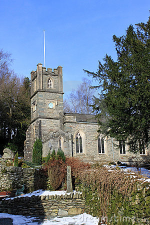 St. Mary s Church, Rydal, Cumbria, UK