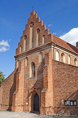 St. Mary s Church, Warsaw.
