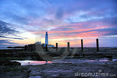 St Mary s Lighthouse and Posts