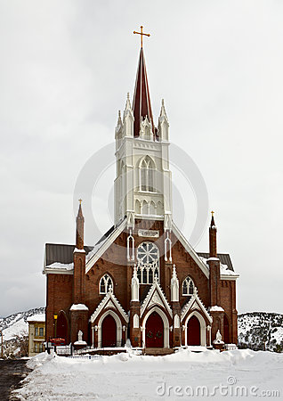 St. Marys in the Mountains, Virginia City, Nevada