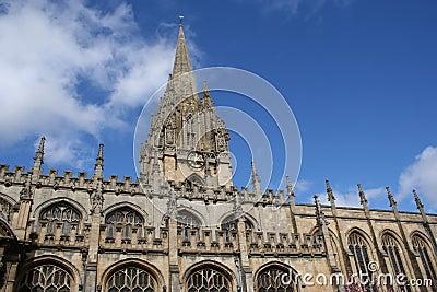 St Mary the Virgin church
