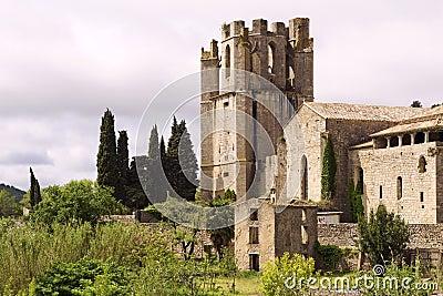 St Marys abby Lagrasse France