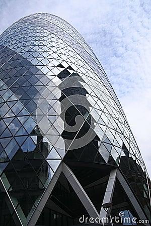 St marys axe city of london uk (gherkin)