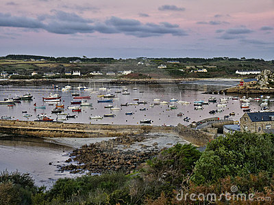 St Marys Harbour - Isles Of Scilly