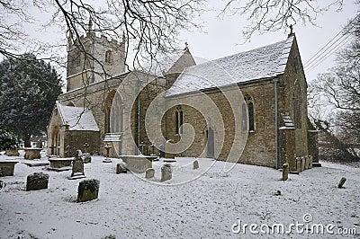 St. Marys Norman Church