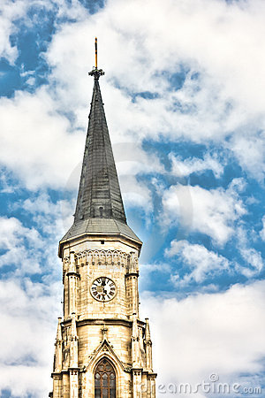 Free St. Michael Church Stock Photography - 8391892