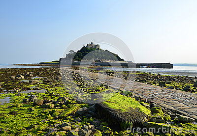 St Michael s Mount in Cornwall